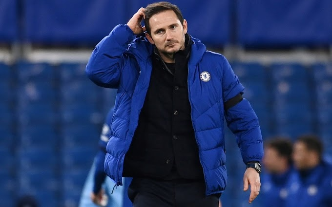 Frank Lampard to be sacked by Chelsea with Thomas Tuchel lined up as replacement