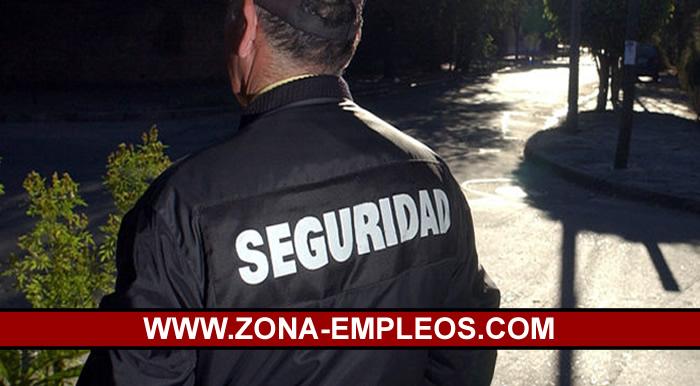 SE BUSCA PERSONAL DE SEGURIDAD PARA EMPRESA