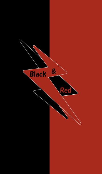 Black and Red II