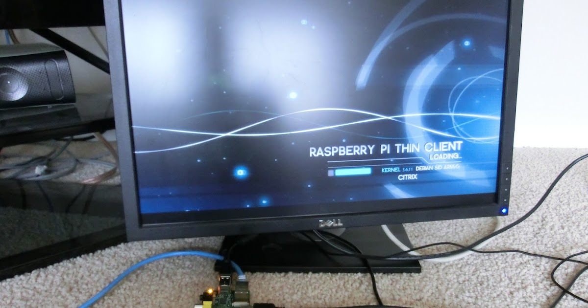itToby: Using a Raspberry Pi as a Thin Client for RDP