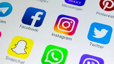 Top ten best Social Media Apps 2020.