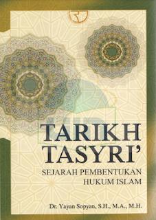 Download Buku Tarikh Tasyri' Terjemahan