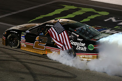 Ford and Brad Keselowski Sweep Darlington Raceway