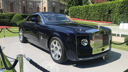 Top 10 Most Expensive Cars >> Top 10 Most Expensive Cars In The World 2019