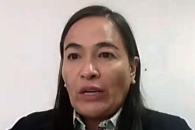 La propuesta de reforma a la Ley de Banxico vulnera el desempeño eficaz y autónomo de la institución: Verónica Juárez