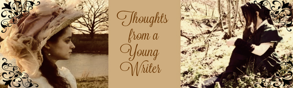 Thoughts From a Young Writer