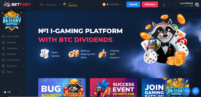 Why Betfury.Io Gambling Will make You Forget About everything