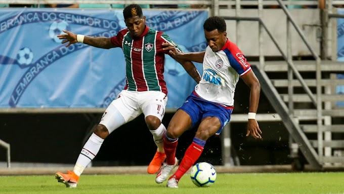 Assistir ao jogo Fluminense x Bahia ao vivo