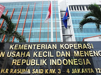 Kementerian Koperasi dan UKM Republik Indonesia - Penerimaan Untuk Posisi Petugas Penyuluh Koperasi Lapangan August 2019