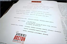Menú de Otras Ediciones del Dine Out Boston