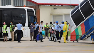 594 WN China Ajukan Perpanjangan Izin Tinggal di Bali karena Virus Corona
