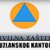 Štab Civilne zaštite Tuzlanskog kantona večeras predlaže nove mjere