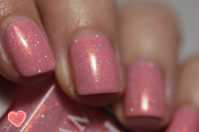 Glam Polish Oh, Dear! swatch by Streets Ahead Style