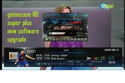 Software Gx6622 Getmecom HD - Lionel messi Edition - HEVC