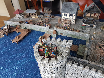 Blood and Plunder - Harbour Assault