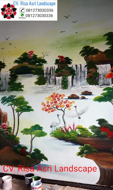 Jasa Tukang Kolam Tebing Surabaya, Tukang Dekorasi Tebing Di Surabaya, Jasa Pembuatan Relief Taman Tebing Surabaya.
