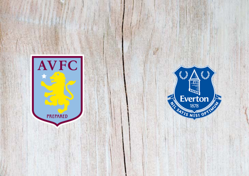 Aston Villa vs Everton Full Match & Highlights 23 August 2019