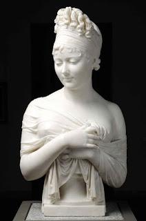 Joseph Chinard (1756-1813) - Juliette Récamier - Musée des Beaux-Arts, Lyon.