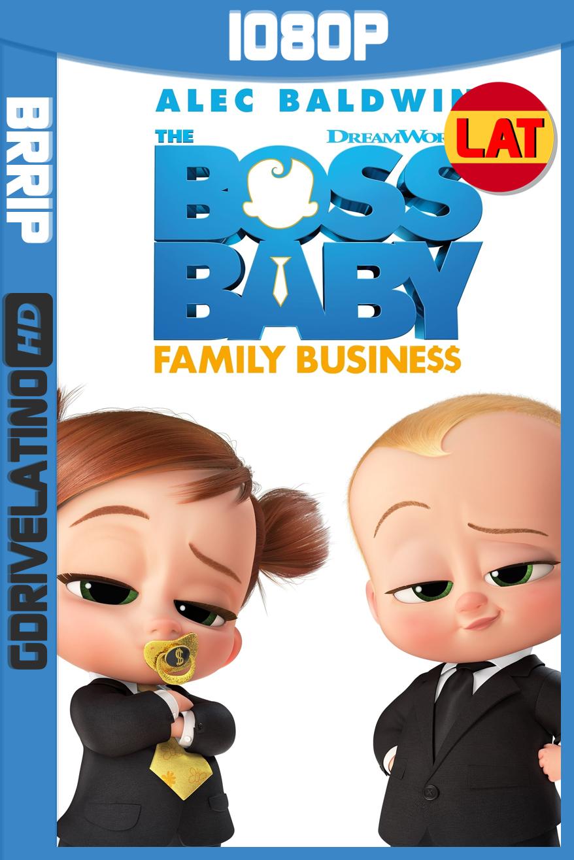 Un Jefe en Pañales 2: Negocios de Familia (2021) BRRip 1080p Latino-Ingles MKV