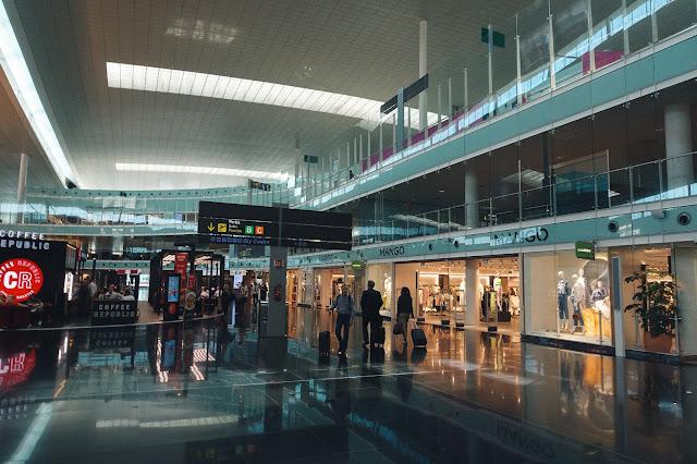 バルセロナ=エル・プラット空港(Aeropuerto de Barcelona-El Prat)