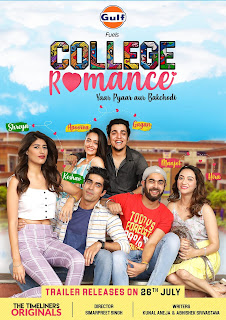 College Romance Web Series Seasons 1 480p 720p HD Download webseries club