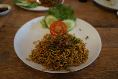 Mie Telor goreng, Canopy Center Pontianak