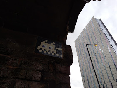 Invader MAN_29 in Manchester