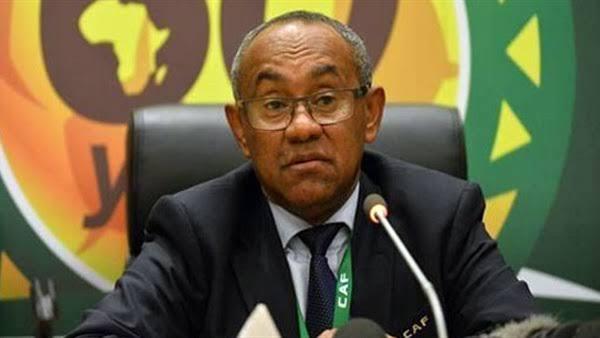 رئيس الاتحاد الافريقي يكشف ما حدث بينه و بين رئيس الترجي التونسي