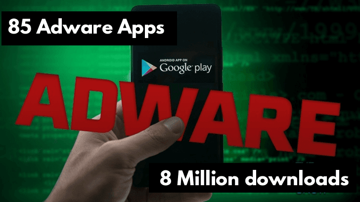 adware apps  - ADWARE 2BAPPS - 85 Photography and Gaming Adware Apps Installed Over 8 Million Times