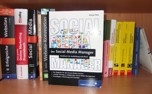 Social-Media-Fachbuch: Der Social Media Manager