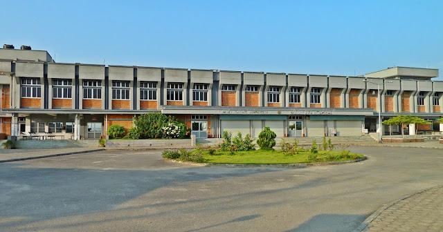 Mechi Eye Hospital building