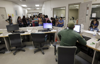 Audio: Backlog Of Pending Cases At Immigration Courts Hits Record High
