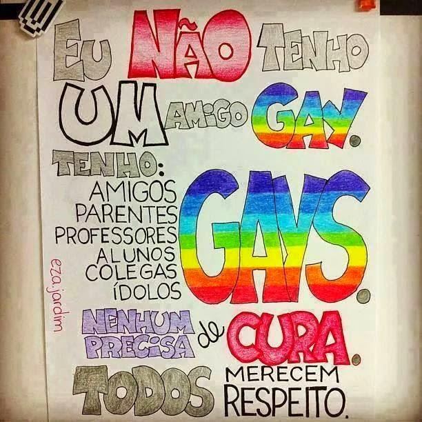 278f0d00f7052 Vida de Mulher aos 40  Dia Internacional Luta Contra a Homofobia