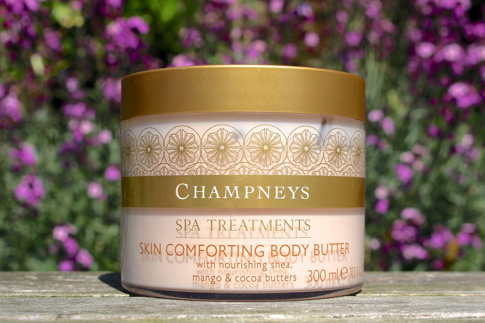 Body Butters for smoother skin