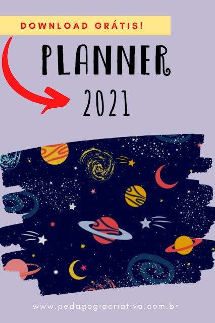 baixar planner 2021 download grátis
