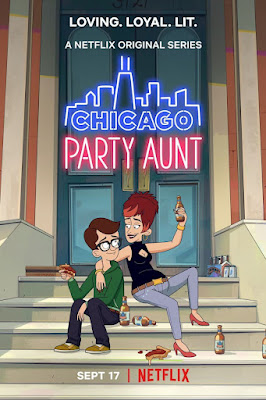 Chicago Party Aunt S01 Dual Audio [Hindi – Eng] WEB Series 720p HDRip ESub x265 HEVC | All Episode
