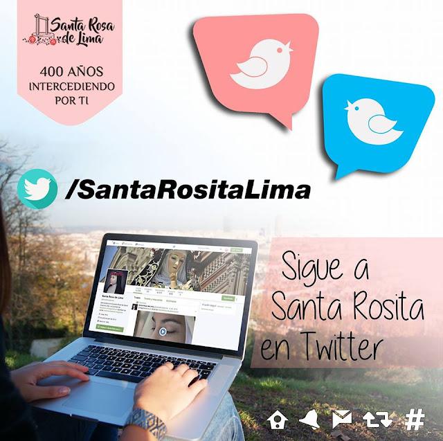 www.twitter.com/SantaRositaLima