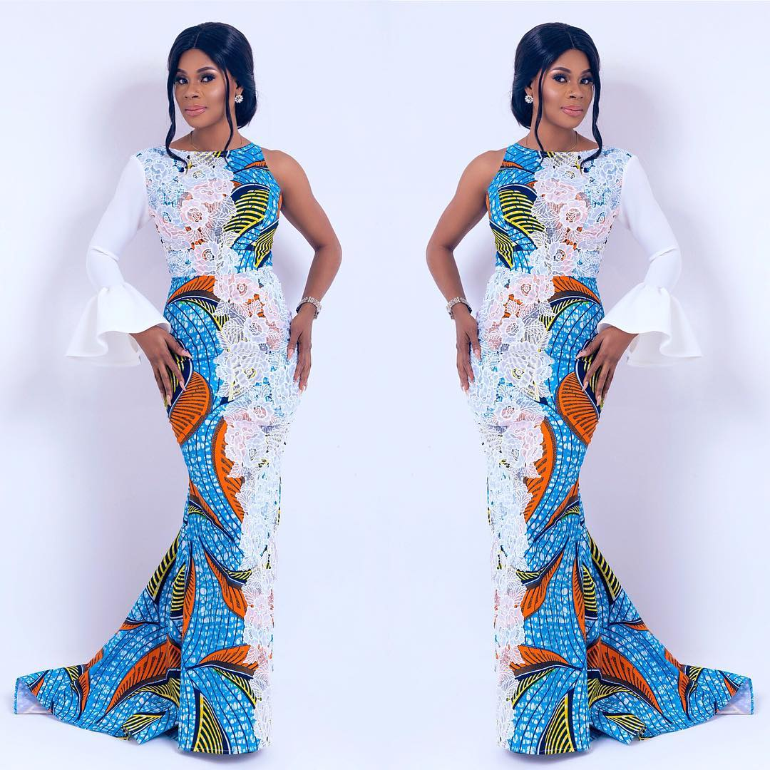 Ladies Gowns: SUPER STYLISH ANKARA STYLES FOR SEXY LADIES: ANKARA LATEST