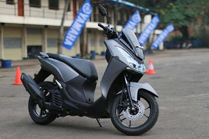 Harga Resmi Kedua Tipe Yamaha Lexi 125 VVA