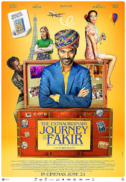 Sinopsis Film The Extraordinary Journey of the Fakir (2018)
