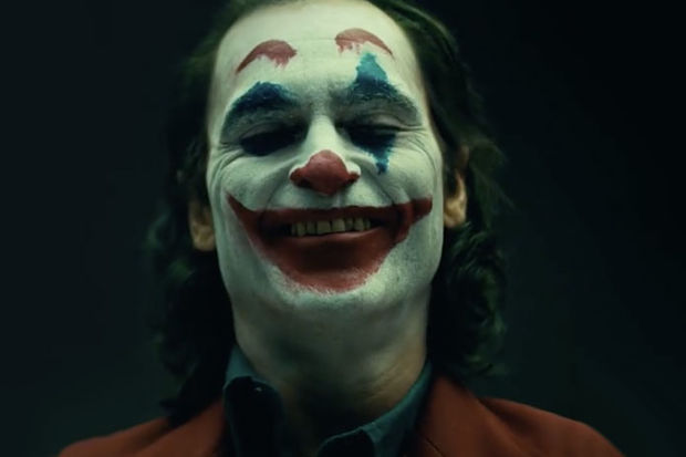 Joker 2019, Joaquin Phoenix Make-Up Tes