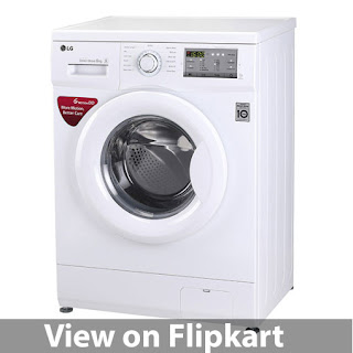 LG 6 kg FH0H3NDNL02 Front Load Fully Automatic Washing Machine