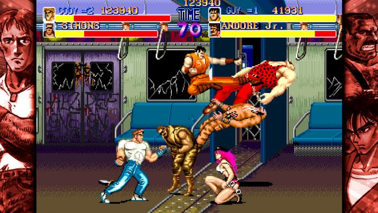 Capcom Beat Em Up Bundle gratis