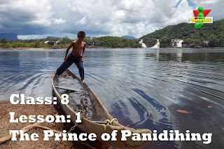 The Prince of Panidihing All Questions And Answers , Class 8 Assam English Lesson 1    Sunbeam Reader