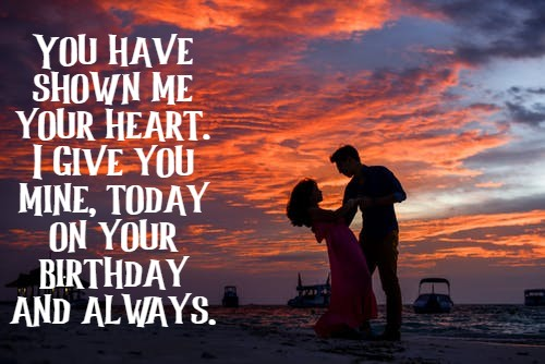 birthday image for lover