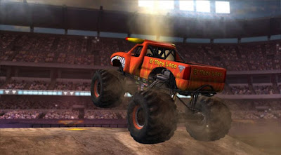 Monster Jam Battlegrounds Free Full Version