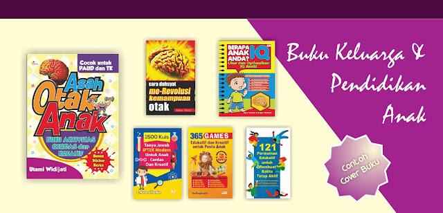 Buku Perpustakaan Desa - Buku Keluarga dan Pendidikan anak