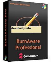 BurnAware Professional 12.2 Multilingual Free Download