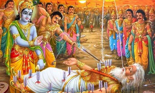महाभारत, Mahabharat, mahabharat yudh details, mahabharat 18 days war details in hindi