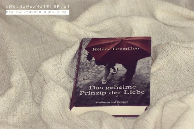 Buchempfehlung Das geheime Prinzip der Liebe von Hélène Grémillon www.nanawhatelse.at